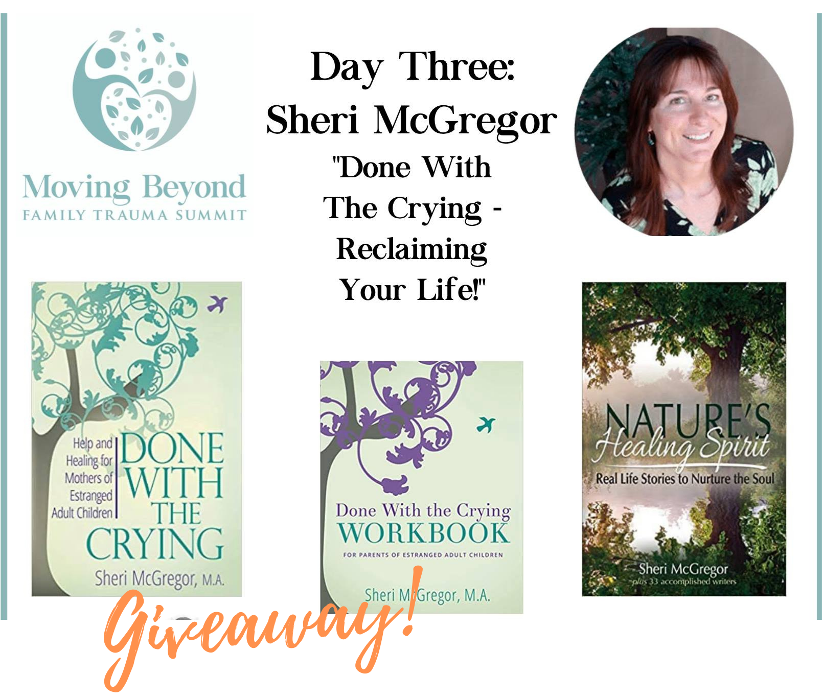 Event with Sheri McGregor